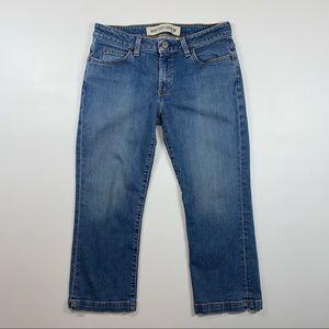 Gap Bootcut Denim Capri Jeans
